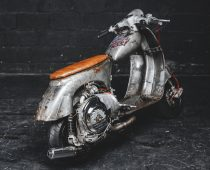 ΕΞΩΦΡΕΝΙΚΑ ΣΚΟΥΤΕΡ: Butcher Garage, Έκπληξη… από μέταλλο