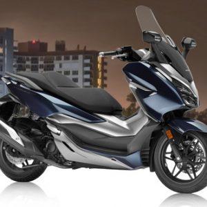 ΓΑΛΛΙΑ: Honda Forza 125, πρώτο στο 4μηνο