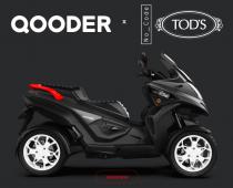 QUADRO e-QOODER TOD'S: Υβριδικές κατασκευές