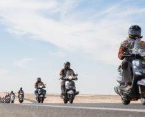 CROSS EGYPT CHALLENGE: Ταξίδι στην έρημο με σκούτερ!