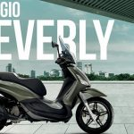 PIAGGIO BEVERLY 300 HPE, 2020: Έρχεται νέο Beverly 300!