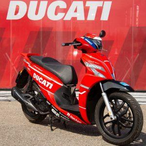 KYMCO: H Ducati στα MotoGP με People S