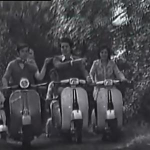 VESPA: Τρία video απ' τη δεκαετία του '60