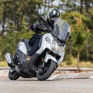 SYM JOYMAX Z 250, 2019: Νέα άποψη στα maxi scooter
