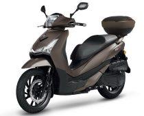 SYM HD300: Νέο χρώμα, ίδια χαμηλή τιμή