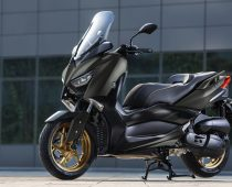 YAMAHA XMAX 300/400 TECH MAX, 2020: Limited Edition