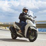 """KYMCO AGILITY 300i ABS: Ήρθε το νέο """"300άρι"""""""