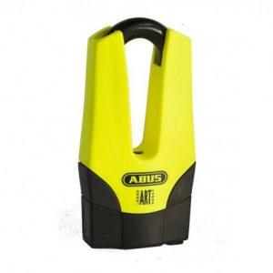 ABUS: Κλειδαριά δισκοφρένου Granit Quick 37/60 Maxi Pro Yellow