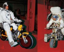 NASΑ: Σκούτερ ή παπί για βόλτα στη Σελήνη;