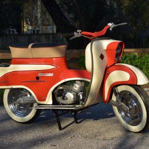 ROTTA CONTINUA: Ανακατασκευή KTM Ponny I, 1960