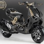 ITALJET DRAGSTER: Limited Edition σε 499 κομμάτια!