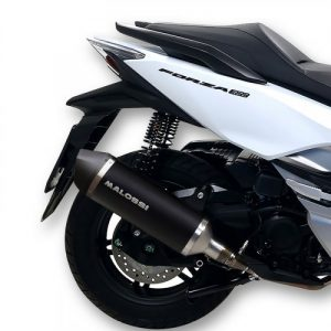 MALOSSI RX: Εξάτμιση Honda Forza 300