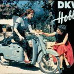 "DKW HOBBY,1954-'57: ""Μοντέρνο"" του '50"