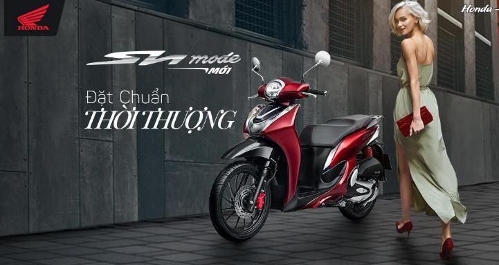 HONDA SH MODE 125: Special Colours