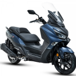 SYM JOYMAX Z 300: Facelift και κυβικά