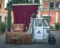 PIAGGIO APE: Το μικρότερο θέατρο του κόσμου!