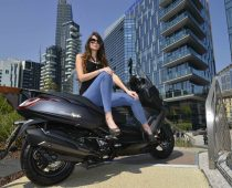 KYMCO: People S 150 και Downtown 350i με μεγάλη έκπτωση