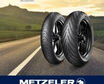 MOTOKOUZIS: Νέα ελαστικά Metzeler Roadtec Scooter