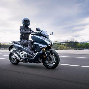 HONDA FORZA 750 2021: Το μεγάλο Forza