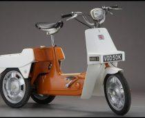 ARIEL 3, 1970 : Οι πρωτοποριακοί τρεις τροχοί και η καλοτυχία της Honda