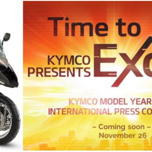 KYMCO 2021: Έρχονται εκπλήξεις