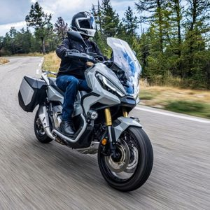 Honda X-ADV 2021: Βελτιωμένη, αυτόματη περιπέτεια