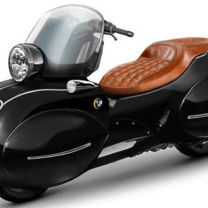 BMW C400X Golden Age: Art Deco kit!