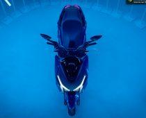 KYMCO KRV 180 2021: Σπορ με αλουμινένιο ψαλίδι!