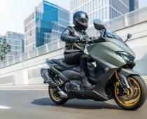 Yamaha TMAX 560 '21: Νέα χρώματα μόνο
