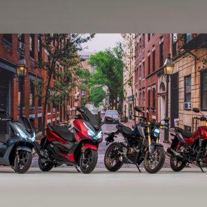 HONDA '21: Mε 9 μοντέλα στα 110-125cc!