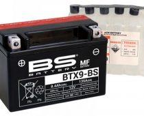 BS Batterry: Μπαταρια MF BS-BTX9-BS για SYM HD200i