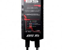BS BATTERY: Φορτιστής – Συντηρητής Μπαταριών BS Battery BS15
