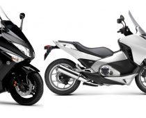 HONDA vs YAMAHA: Moto-scooter ή Σκουτερο-μοτοσυκλέτα;