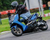 KYMCO KRV 180: Oι πρώτες δοκιμές στην Ταϊβάν