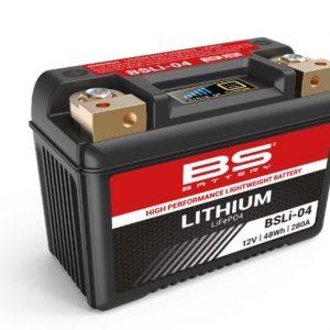 BS BATTERY: Ήρθαν στην Ελλάδα οι μπαταρίες λιθίου BS Battery Lithium LifeP04