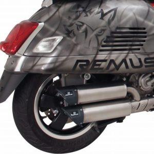 REMUS RSC: Εξάτμιση για Vespa GTS 300 (2016-Σήμερα)