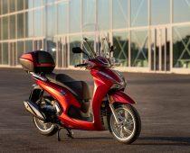 ΗΟNDA SH 350 2021: Πλήρης παρουσίαση και τιμή