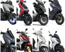 ΑΦΙΕΡΩΜΑ: Όλα τα νέα σκούτερ 125 cc του 2021