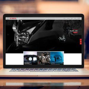 KYMCO: Νέο site από την Kymco.gr