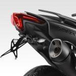 DE PRETTO: Βάση πινακίδας για Yamaha TMAX 560