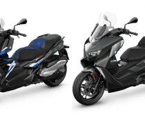 BMW C 400 X, C 400 GT Euro 5 2021: Μικρο-Αλλαγές