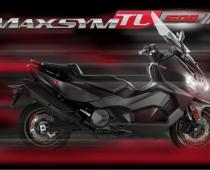SYM MAXSYM TL508: Η τιμή του νέου σπορ GT