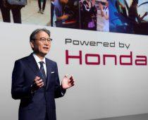 HONDA: Συνέντευξη Τύπου του Global CEO, Toshihiro Mibe