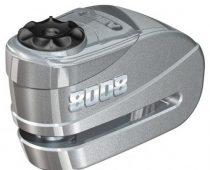 ABUS Granit Detecto X-Plus 8008 GD: Ηλεκτρονική κλειδαριά δισκοφρένου με συναγερμό