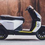 HUSQVARNA VEKTORR: Ηλεκτροκίνητο πρωτότυπο