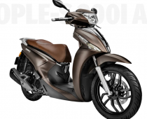 KYMCO PΕOPLE S 200i ABS