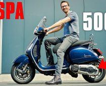 VESPA GTS 500: Λανσάρισμα στη Γερμανία!