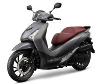 SYM HD300 ABS/TCS 2021: Euro 5 και Traction Control
