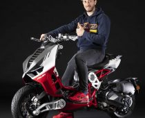 ITALJET DRAGSTER: Ο Dovizioso εξελίσσει το Dragster