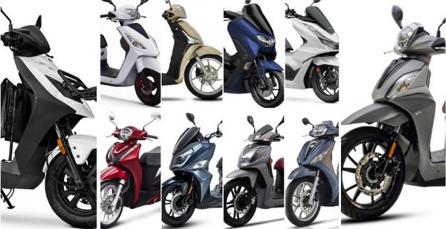 ΟΔΗΓΟΣ:  Βest seller σκούτερ 125cc στην Ελλάδα